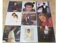 Vinyl - Batch of 9x L.P. s various Artists
