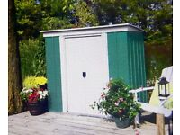 Metal Shed 6x4 NEW.