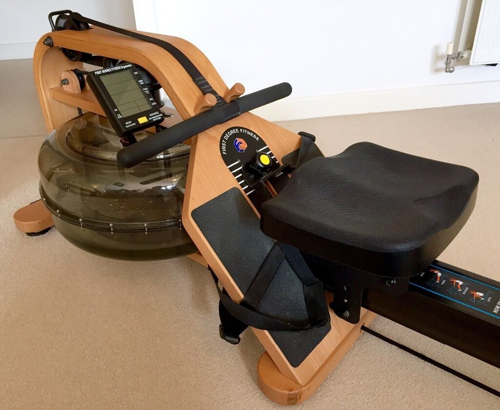 First Degree Fitness Viking Professional Fluid Rowing ...