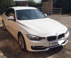 BMW 318 diesel sport plus 2014 64 reg