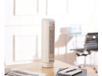 MINI TOWER FAN OSCILLATING MULTI SPEED SETTINGS WITH TIMER COOL QUIET OFFICE SUPER QUALITY LOW PRICE