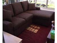 Corner sofa / sofa bed and storage BRAND NEW!