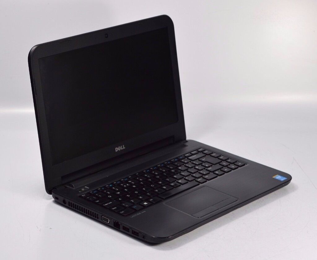 "WINDOWS 10 DELL LATITUDE 3440 14"" LAPTOP - INTEL CORE I3 - 4GB RAM - 160GB HDD"