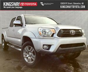 2013 Toyota Tacoma 4WD Double Cab V6 - Limited Package