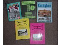 5 Birmingham Books