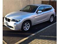 BMW X1 S Drive 2.0D 177 BHP 2011 40,000 miles