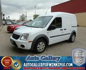 2010 Ford Transit Connect XLT* LOW KMS!