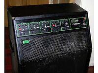 Trace Elliot TEK300 watts stereo keyboard , bass amp