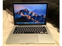 "2015 MacBook Pro Retina 13"""