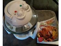 Halogen oven and cook book