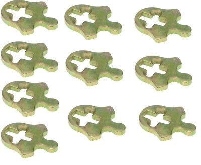 (10pack) STANDARD CORBIN / RUSS CAM FOR MORTISE LOCK CYLINDERS, LOCKSMITH TOOLS ()