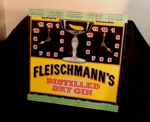 RARE VINTAGE FLEISCHMANN