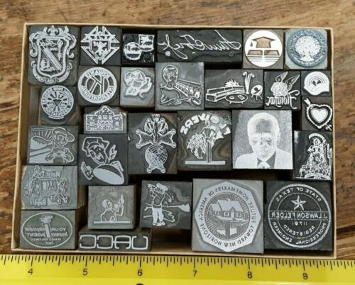 27 Printer Blocks Letterpress Printing Kelsey Vandercook