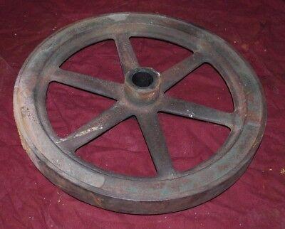 1 12 Hp International M Crank Side Flywheel Spark Plug Gas Engine Motor 2