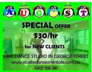 DANCE SPACE TO HIRE SPECIAL Sydney City Inner Sydney Preview