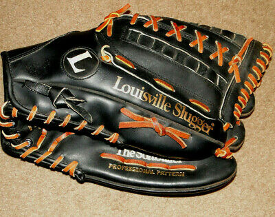 LOUISVILLE SLUGGER LEATHER BASEBALL/SOFTBALL GLOVE 13.5