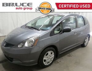 2013 Honda Fit DX-A - HATCHBACK / AUTOMATIC / AUXILIARY AUDIO
