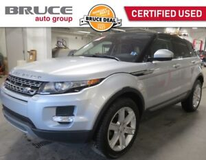 2014 Land Rover Range Rover EVOQUE - LEATHER INTERIOR / 4WD / SU