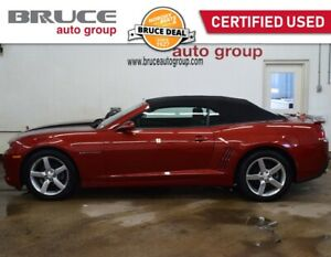 2014 Chevrolet Camaro LT - CONVERTIBLE / LEATHER INTERIOR / REMO
