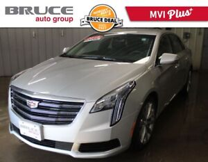 2018 Cadillac XTS PROFESSIONAL - LEATHER / 4G LTE / REAR CAMER