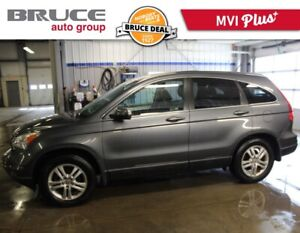 2010 Honda CR-V EX-L - LEATHER INTERIOR / AWD / SUN ROOF