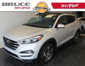 2016 Hyundai Tucson LIMITED - NAVIGATION / AWD / LEATHER INTERIO