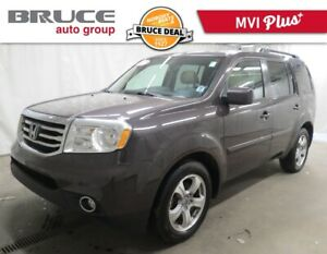 2015 Honda Pilot EX-L - LEATHER INTERIOR / 4WD / REAR CAMERA