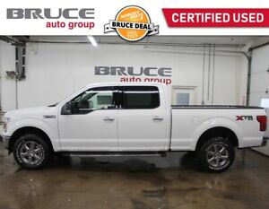 2018 Ford F-150 XTR - REMOTE START / 4X4 / REAR CAMERA ONLY $338
