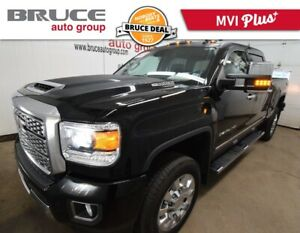 2019 Gmc Sierra 2500 HD DENALI - DIESEL / 4X4 / LEATHER INTERIOR