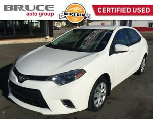 2016 Toyota Corolla CE - BLUETOOTH / HEATED SEATS / REAR CAMERA