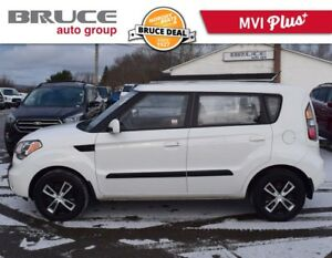 2010 Kia Soul HATCHBACK - HEATED SEATS / BLUETOOTH / MANUAL