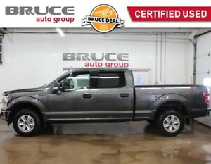 2018 Ford F-150 XLT - BLUETOOTH / 4X4 / REAR CAMERA
