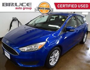 2018 Ford Focus SE - HEATED SEATS / HATCHBACK / REAR CAMERA