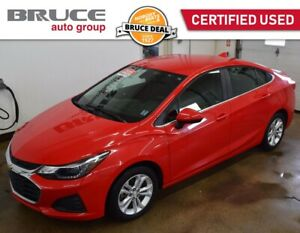 2019 Chevrolet Cruze LT - REMOTE START / HEATED SEATS / REAR CAM