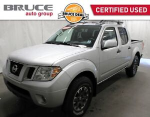 2019 Nissan Frontier PRO - NAVIGATION / 4X4 / LEATHER INTERIOR R