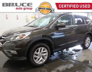 2015 Honda CR-V EX-L - LEATHER INTERIOR / AWD / SUN ROOF