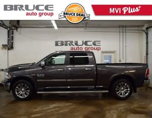 2015 Dodge RAM 1500 LARAMIE LIMITED - LEATHER / 4X4 / NAVIGATION