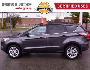 2018 Ford Escape SE - HEATED SEATS / 4WD / REAR CAMERA ONLY $203