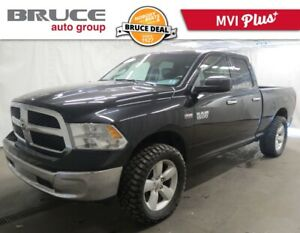 2016 Dodge RAM 1500 SLT - BLUETOOTH / 4X4 / POWER PACKAGE