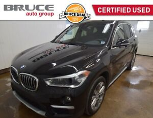 2019 BMW X1 28i - LEATHER INTERIOR / AWD / SUN ROOF LEARN TO L