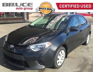 2014 Toyota Corolla LE - BLUETOOTH / POWER PKG / HEATED SEATS