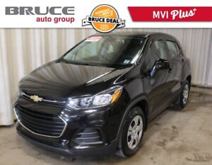 2017 Chevrolet Trax LS - POWER PACKAGE / 4G LTE / REAR CAMERA