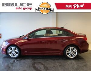 2015 Chevrolet Cruze RS - PREMIUM SOUND / SUN ROOF / REMOTE STAR