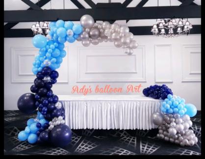 Creative wedding decorations other wedding parties gumtree balloon decoration junglespirit Gallery