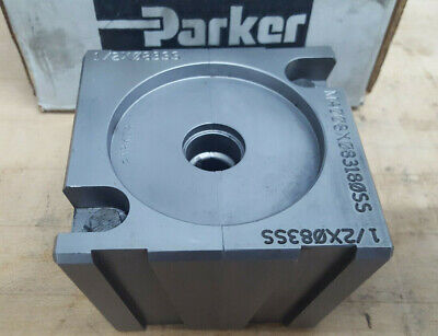 Parker Parflange Flange Die Set Flaring And Flanging M4008x083180ss 312x083ss
