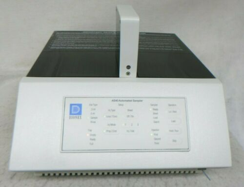 Thermo Dionex AS40 Automated Sampler System Ion Chromatography AS40-1