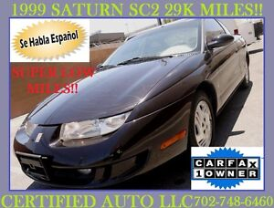 RARE-SC2-COUPE-1-9L-SUPER-LOW-MILES-30K-NEW-TIRES-A-C-COLD-1-OWNER-NO-RESERVE
