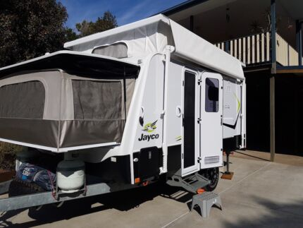 2014 Jayco Expanda Outback with Ensuite