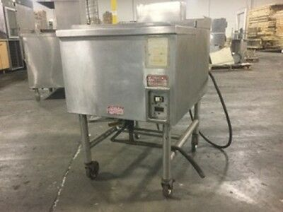 Commercial Stainless 24-inch Cold Bin On Casters - Send Best Offer