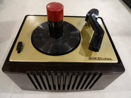 RCA 45-EY-2 Record Player restored